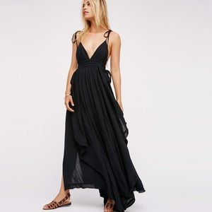 Free People Tropical Heat Maxi Dress